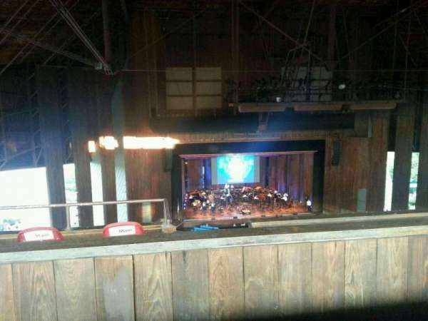 The Mann, section: Balcony 100, row: BBB, seat: 117