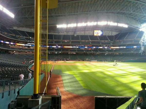 Minute Maid Park, section: 151, row: 13, seat: 10