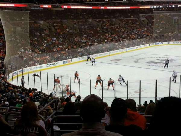 Wells Fargo Center, section: 121, row: 25, seat: 9