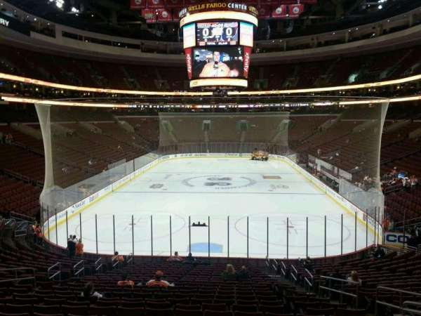 Wells Fargo Center, section: 119, row: 24, seat: 10