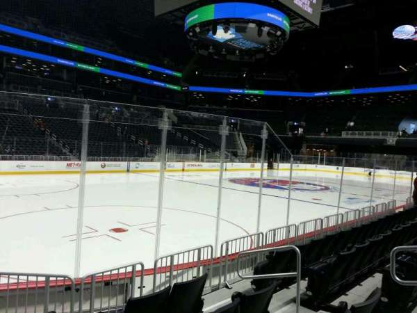 Barclays Center, section: 12, row: 5, seat: 1