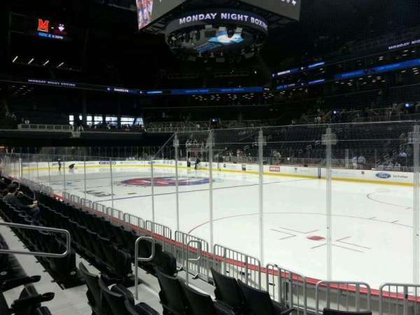 Barclays Center, section: 20, row: 6, seat: 3
