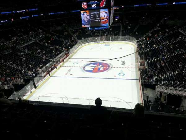 Barclays Center, section: 231, row: 6, seat: 6