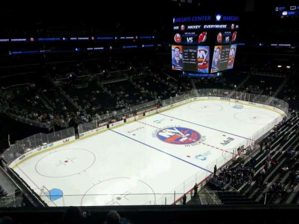 Barclays Center, section: 229, row: 6, seat: 8