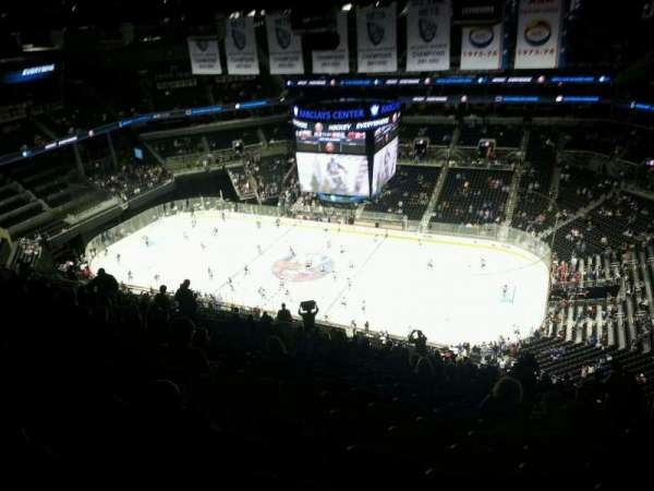 Barclays Center, section: 222, row: 22, seat: 8