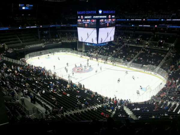 Barclays Center, section: 220, row: 7, seat: 6