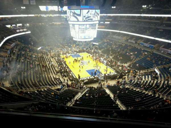 Amway Center, section: 219, row: 3, seat: 19
