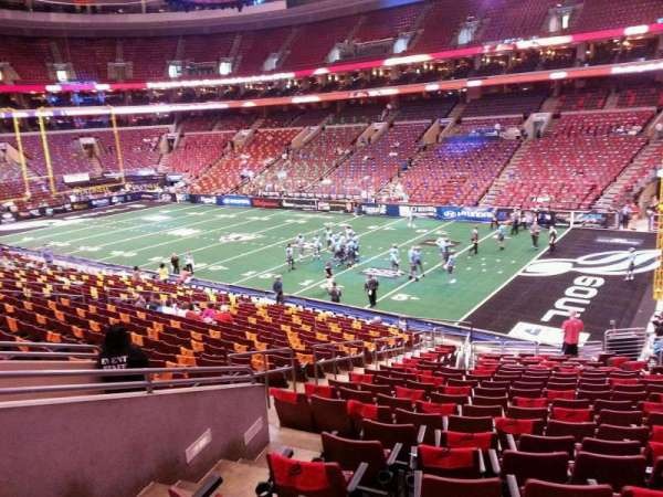 Wells Fargo Center, section: CB16, row: 1, seat: 6
