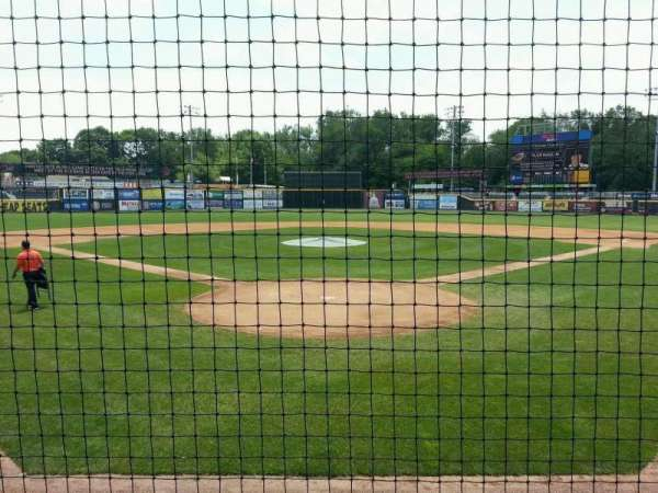 FNB Field, section: 109, row: 2, seat: 7