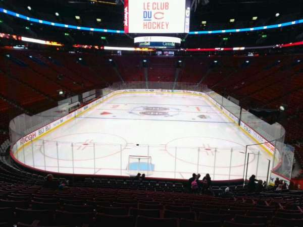 Centre Bell, section: 119, row: p, seat: 5