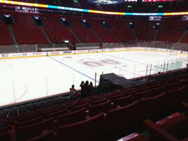 Centre Bell, section: 115, row: k, seat: 10