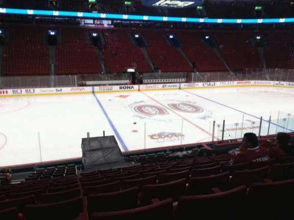 Centre Bell, section: 114, row: L, seat: 12