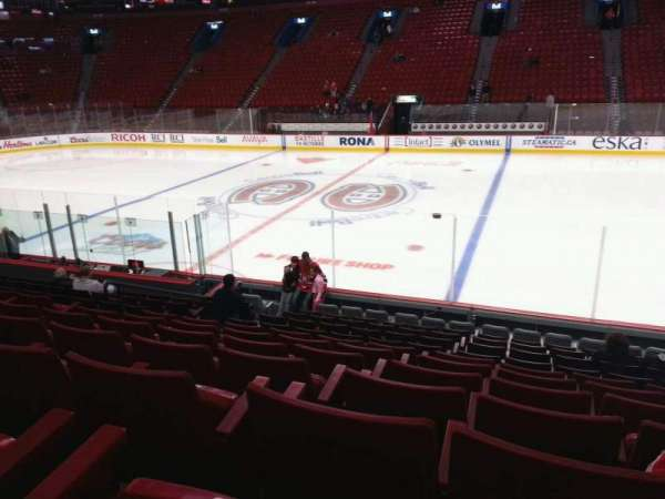 Centre Bell, section: 112, row: g, seat: 8