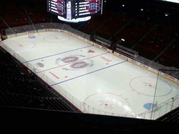 Centre Bell, section: 314, row: d, seat: 2