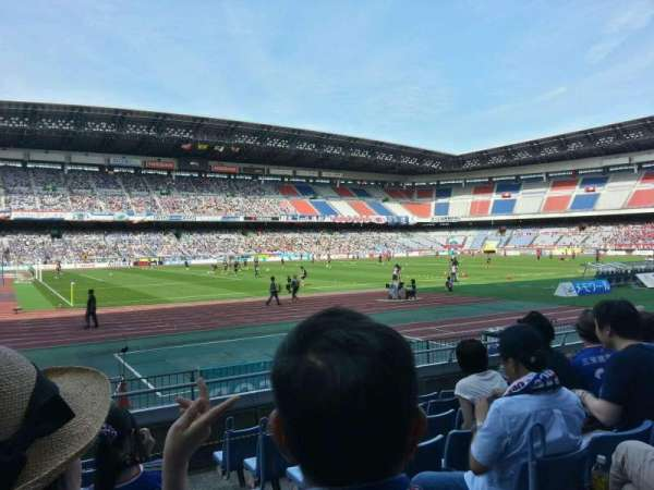 Nissan Stadium (Yokohama), section: SS, row: 7, seat: 214