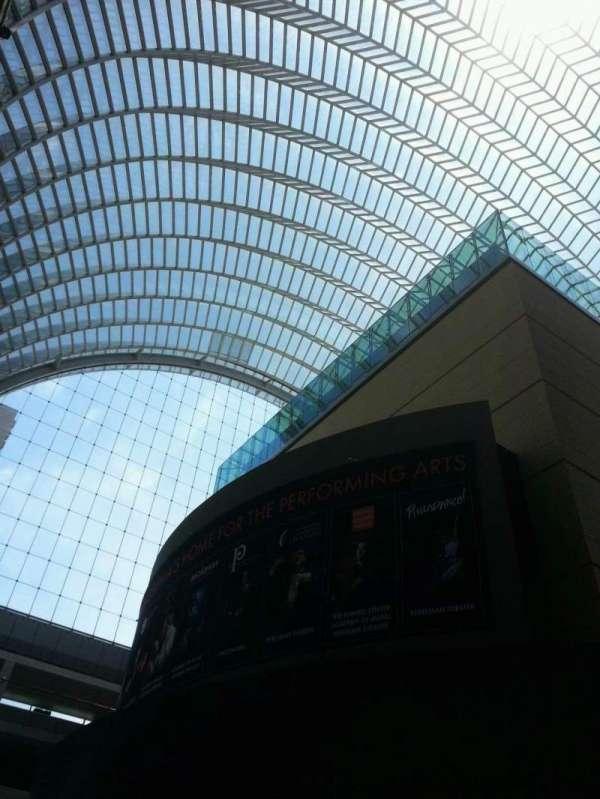 Verizon Hall at the Kimmel Center, section: Floor