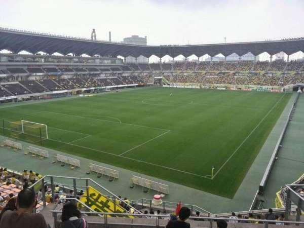 Fukuda Denshi Arena, row: 19, seat: 246
