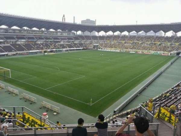 Fukuda Denshi Arena, row: 19, seat: 264