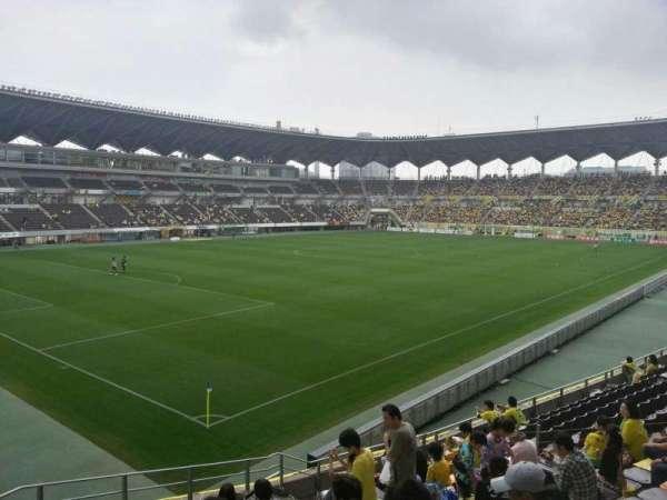Fukuda Denshi Arena, row: 12, seat: 289