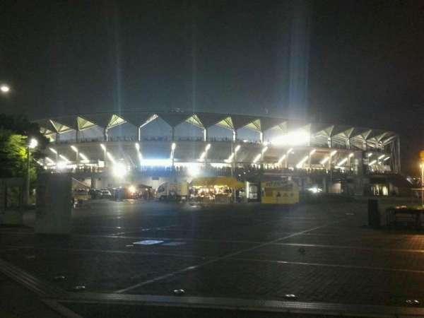 Fukuda Denshi Arena, section: outside
