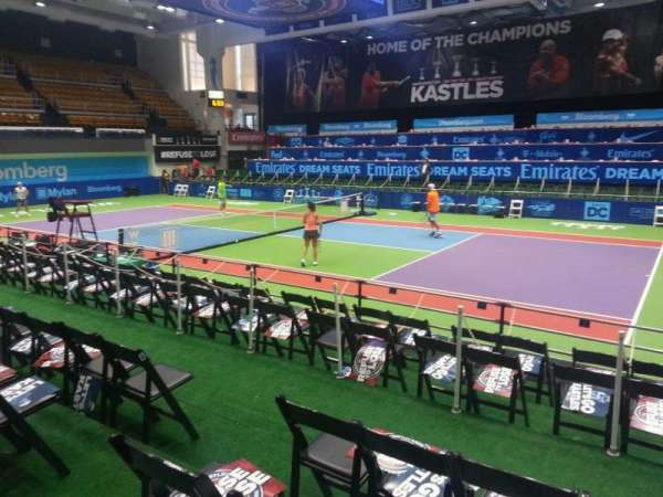 Kastles Stadium, section: 109, row: d, seat: 5