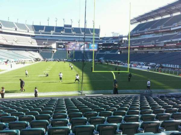 Lincoln Financial Field, section: 129, row: 15, seat: 15