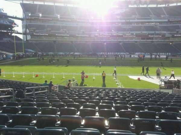 Lincoln Financial Field, section: 118, row: 15, seat: 11