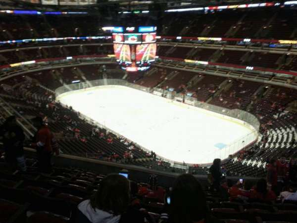 United Center, section: 313, row: 10, seat: 10