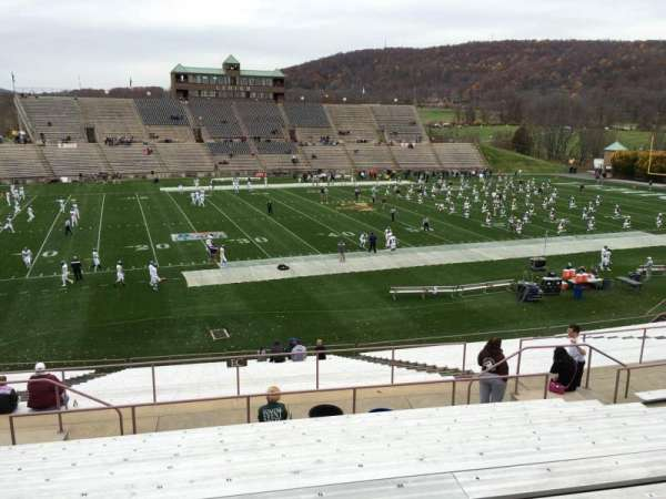 Goodman Stadium, section: Em, row: 15, seat: 13