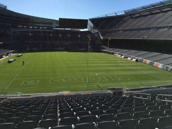 Soldier Field, section: 253, row: 15, seat: 9