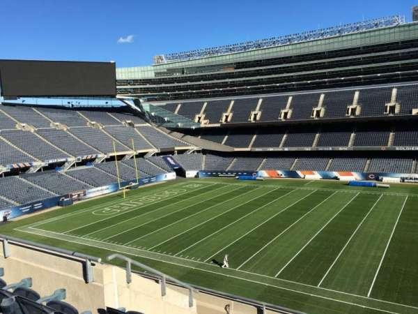 Soldier Field, section: 336, row: 6, seat: 10