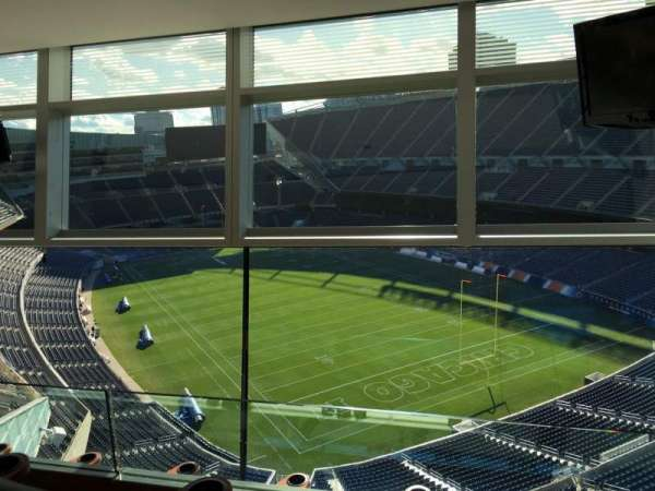 Soldier Field, section: Suite B1