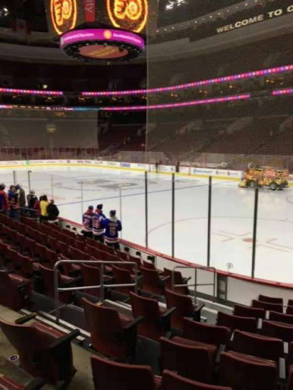 Wells Fargo Center, section: 104, row: 10, seat: 6