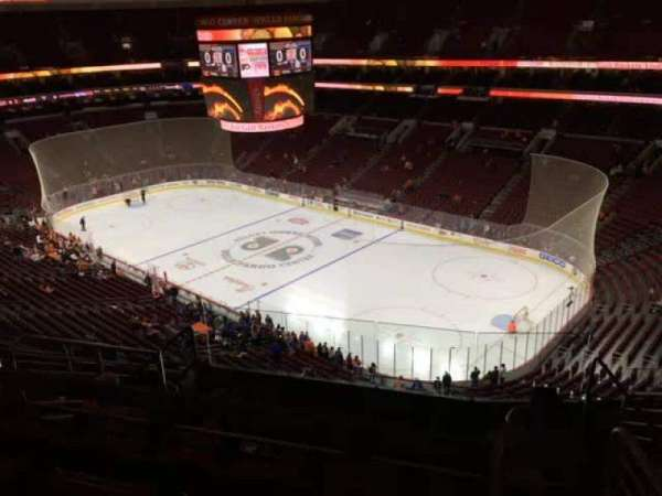 Wells Fargo Center, section: 205, row: 9, seat: 9