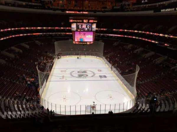 Wells Fargo Center, section: 207, row: 8, seat: 11