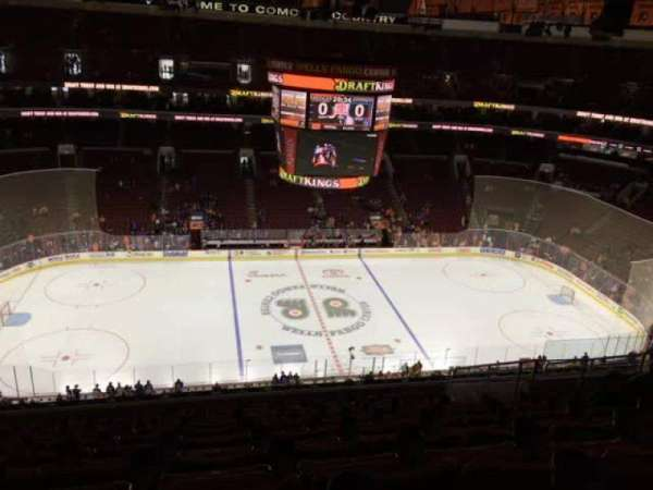 Wells Fargo Center, section: 212, row: 14, seat: 10