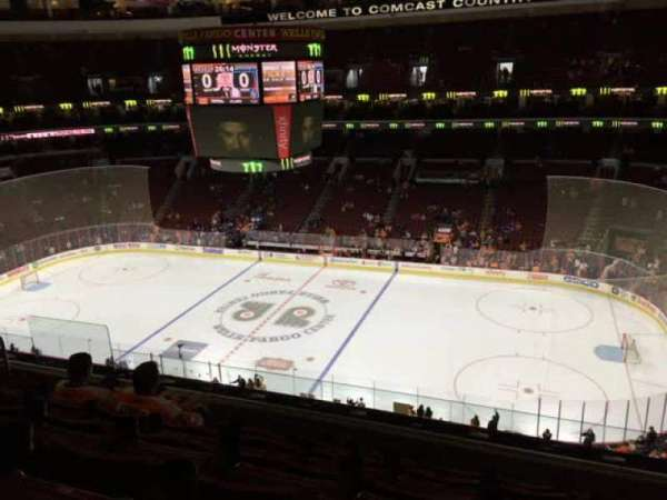 Wells Fargo Center, section: 215, row: 6, seat: 7