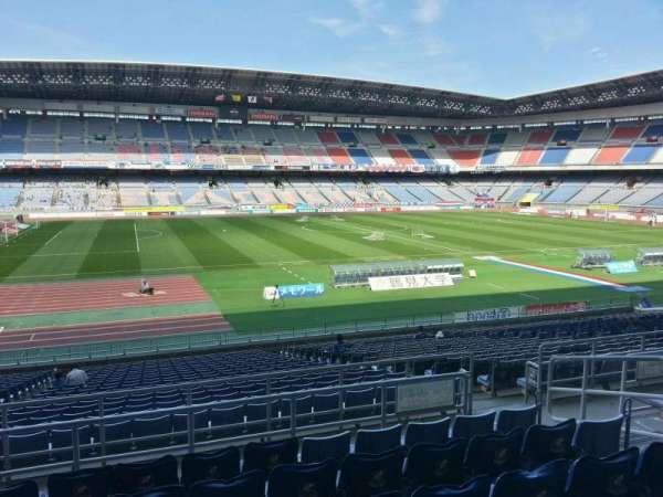 Nissan Stadium (Yokohama), section: Lower Stand, row: 24, seat: 266
