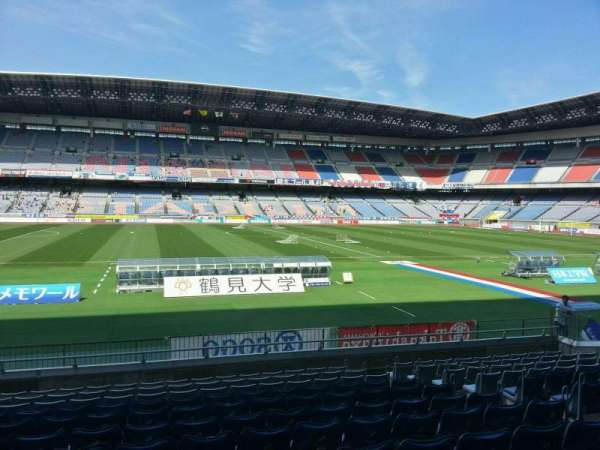 Nissan Stadium (Yokohama), section: Lower Stand, row: 12, seat: 307