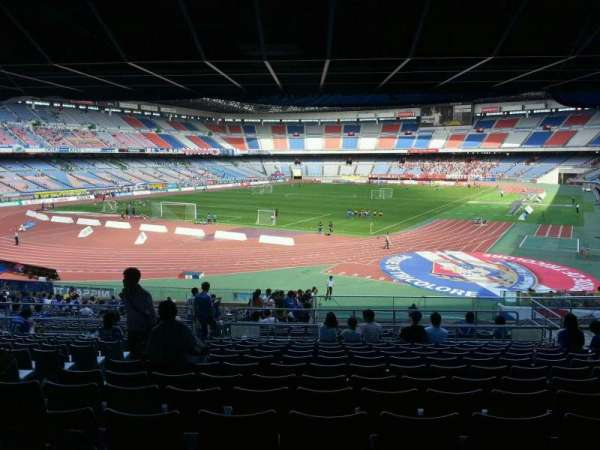Nissan Stadium (Yokohama), section: Lower Stand, row: 30, seat: 506