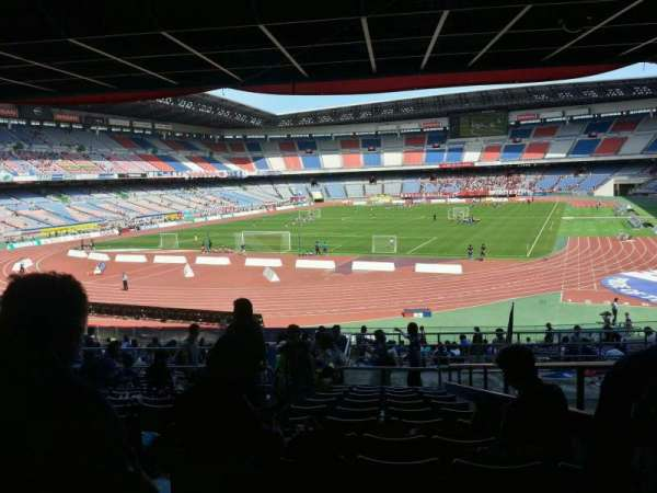 Nissan Stadium (Yokohama), section: Lower Stand, row: 29, seat: 423