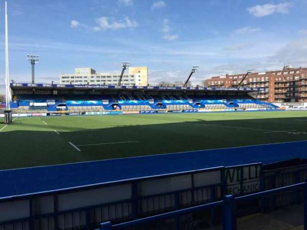 Cardiff Arms Park, section: Standing 5, row: 12