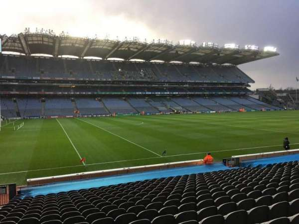 Croke Park, section: 310, row: U, seat: 11