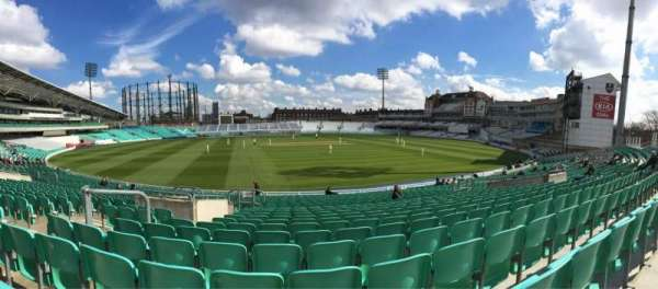 Kia Oval, section: 4, row: 26, seat: 110