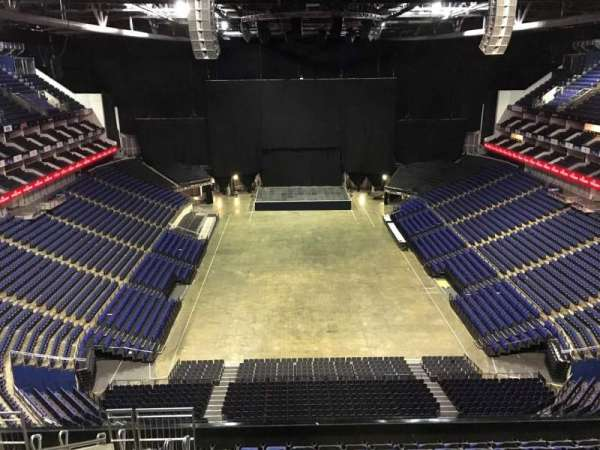 The O2 Arena, section: 411, row: L, seat: 714
