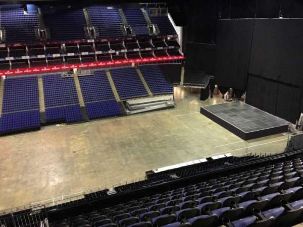 The O2 Arena, section: 419, row: L, seat: 908