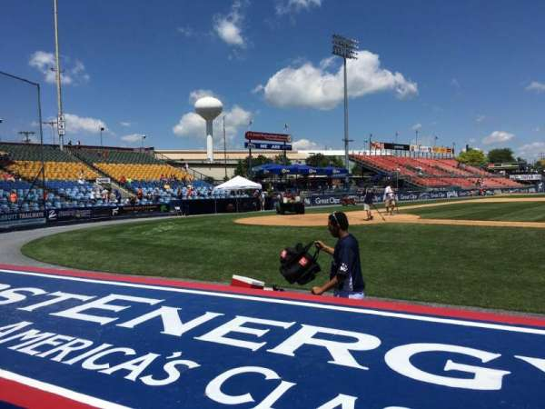 FirstEnergy Stadium (Reading), section: Box 1, row: 4, seat: 7