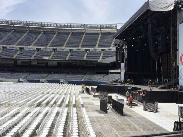 Soldier Field, section: 104, row: 5, seat: 9