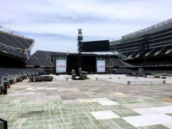 Soldier Field, section: 126, row: 5, seat: 20