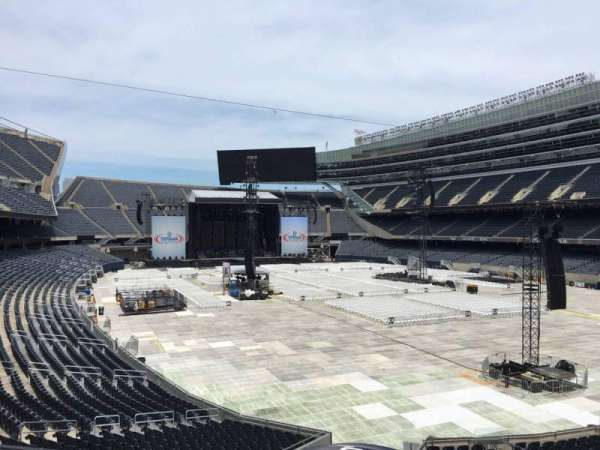 Soldier Field, section: 226, row: 6, seat: 10